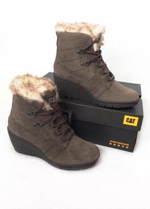 Очень тёплые ботинки . оригинал из сша
