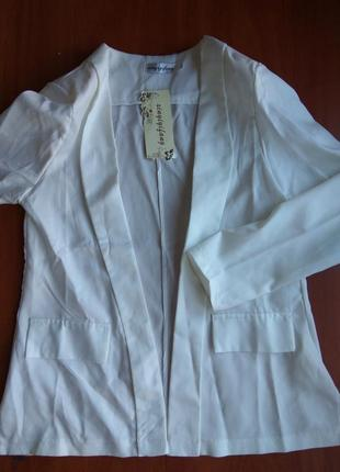 Пиджак без пуговиц xinyiyifang