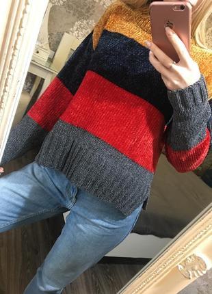 Мягкий, теплый свитер