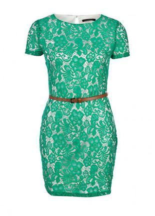 Нарядное гипюровое платье kira plastinina