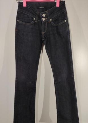 Женские прямые джинсы gucci италия осень - зима размер 27 (s)