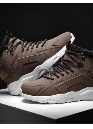 2 цвета. ботинки зимние кроссовки. кроссы зимние, демисезон.