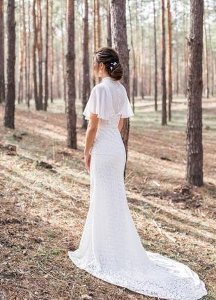 Свадебное платье «илер»
