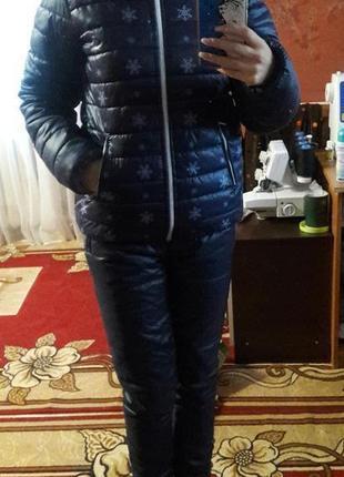 Костюм зимний