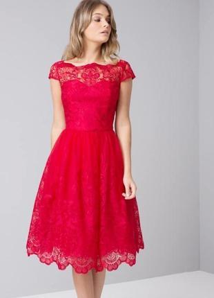 Шикарное вечернее платье на выпускной / выпускное платье / платье подружке невесты