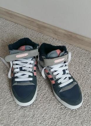 Зимові кросівки1
