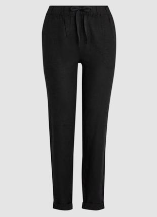 Стильные льняные брюки next. xs/s/m/l. англия 🏴