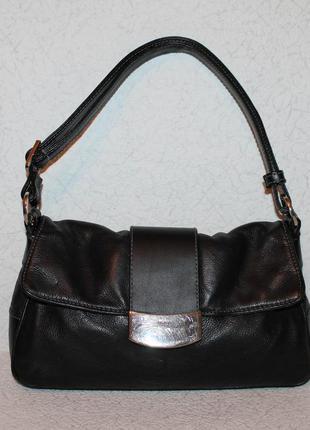 Кожаная сумка от picard 100% натуральная кожа