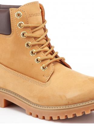 Ботинки зимние, теплые, lomberjak, много брендовой обуви, цена снижена!лето 1+1=3