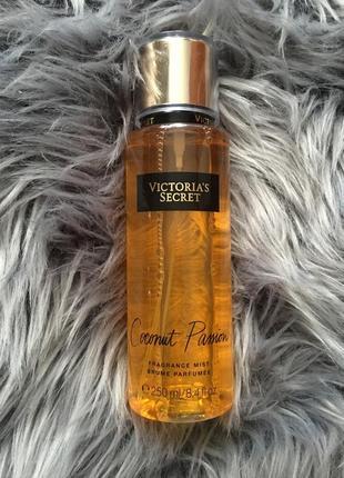 Спрей victoria's secret coconut passion