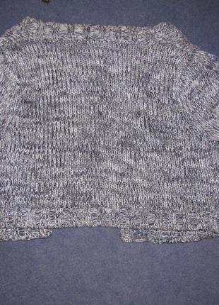 Супер красивое вязаное балеро!