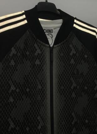 Бомбер adidas { олимпийка }  рефлектив2 фото