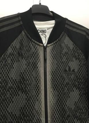 Бомбер adidas { олимпийка }  рефлектив5 фото