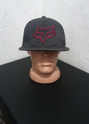 Мужская брендовая кепка fox