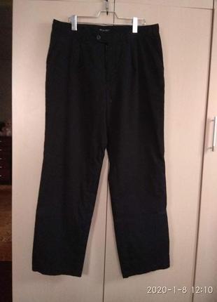 Мужские брюки 54 размер.