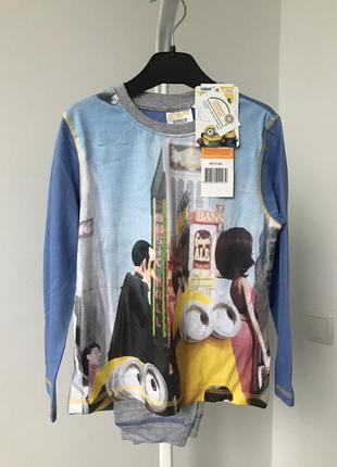 #розвантажуюсь пижама 4 года 104 см disney