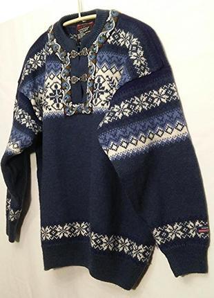 Norwool, свитер джемпер шерсть, made in norway