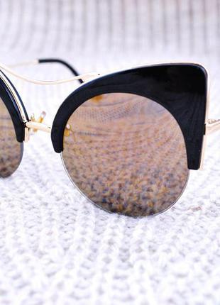 Распродажа. модные солнцезащитные очки кошечки cat eye
