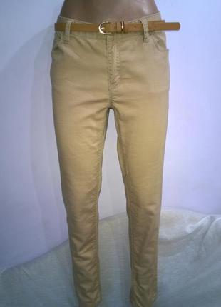 Классные,модные брюки-скинни.