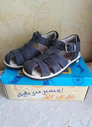 Продам босоножки сандалии котофей