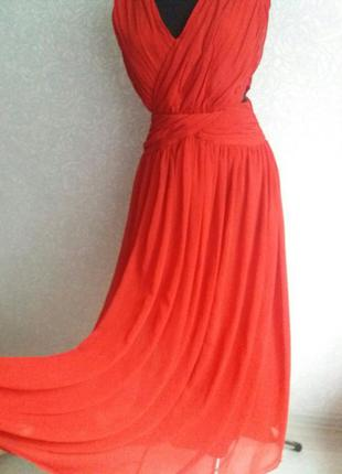 Плаття mango платье платья  в пол длинные платья махі 2018 стильне