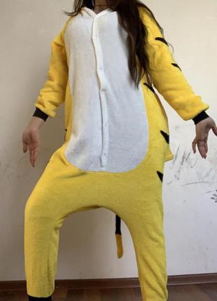 Пижама тигр