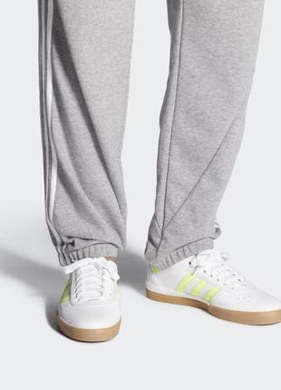 Кожаные кеды adidas lucas premiere обувь для скейтбординга