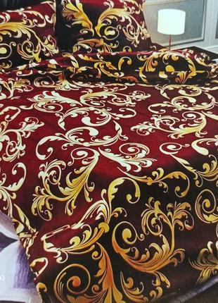 Комплект постельного белья недорого бязь золотой вензель