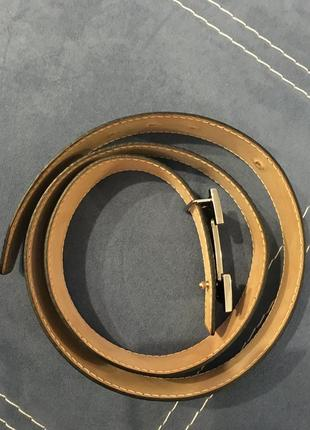 Hermès пояс ремень унисекс франция кожа7 фото