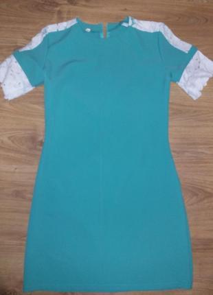 Сукня бірюза, розмір 44