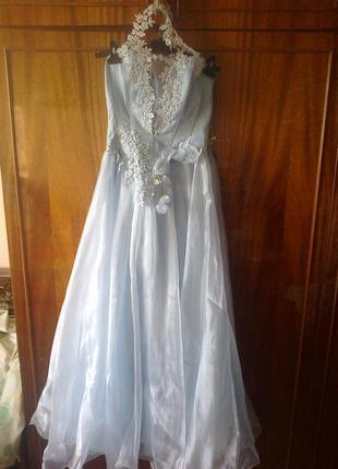 Бальное платье размер 46 рост 178 см