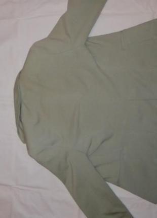 Салатовый пиджак2 фото