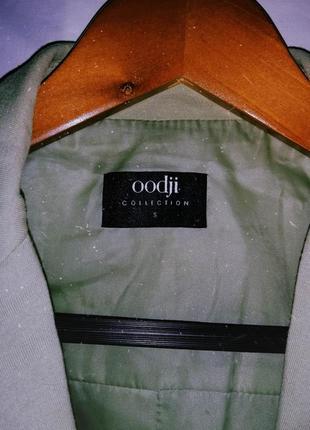 Салатовый пиджак4 фото