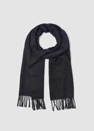 Шотландский шерстяной шарф