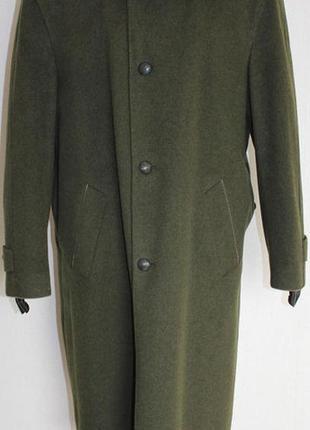 Пальто steinbock австрия 100% шерсть