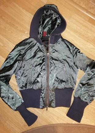 Куртка бомбер демесезоная