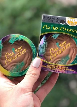 Бронзер butter bronzer
