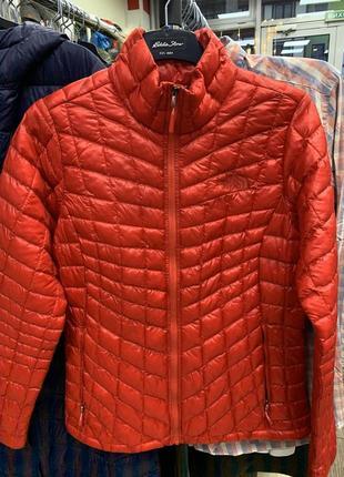Оригинальная куртка north face women thermoball jacket s
