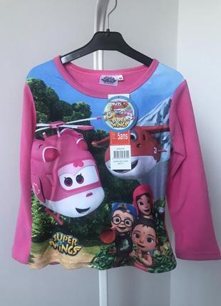 #розвантажуюсь пижама флисовая 5 лет 110 см disney