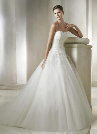 Набор свадебное платье и балеро san patrick argel