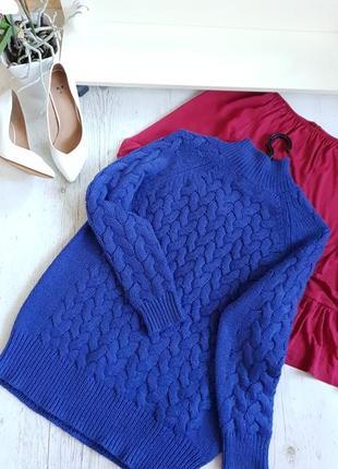 Теплый свитер marks&spencer