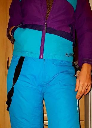 Burton костюм лыжная куртка горнолыжная сноуборд бордическая