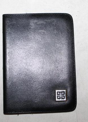 Кожаная обложка на паспорт 100% натуральная кожа
