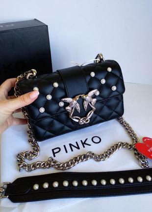 Шикарная брендовая сумка с голубями