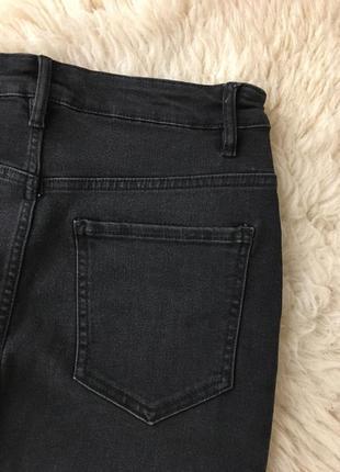 Джинсовая юбка миди h&m3 фото
