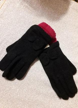 Теплющие перчатки