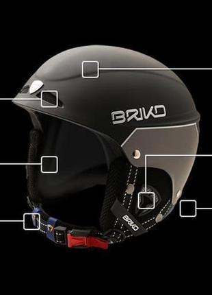 Срочно❗️италия / шлем briko s1 фото