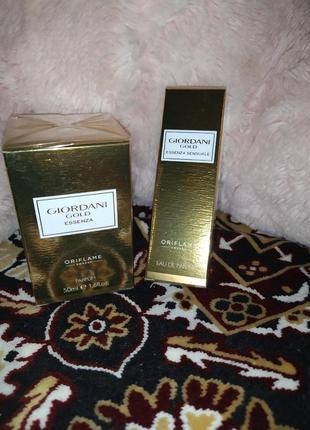 Парфюмерная вода giordani gold essenza sensuale oriflame 30 мл