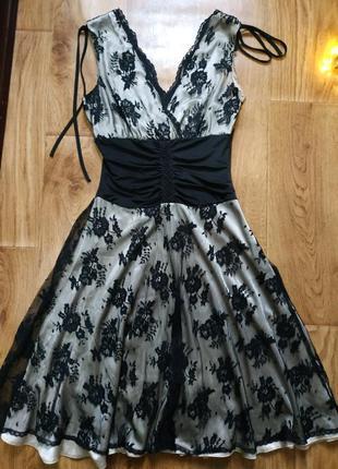Последняя цена!невероятное нежное платье!!!