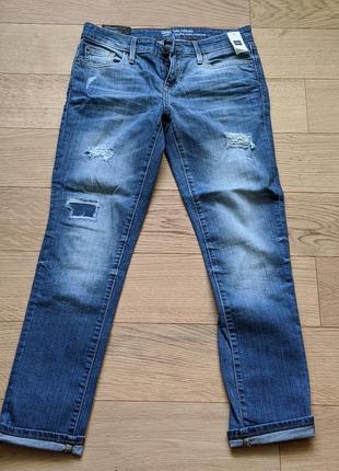 Новые крутые джинсы gap модель girlfriend